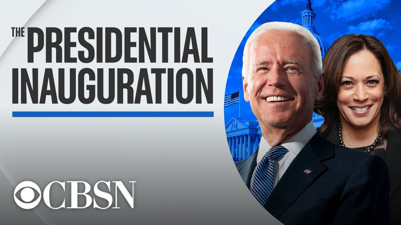 Watch Inauguration Day live: Joe Biden, Kamala Harris ...